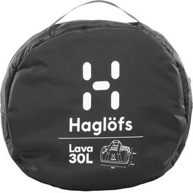 Haglöfs Lava 30 - Sac de voyage - noir